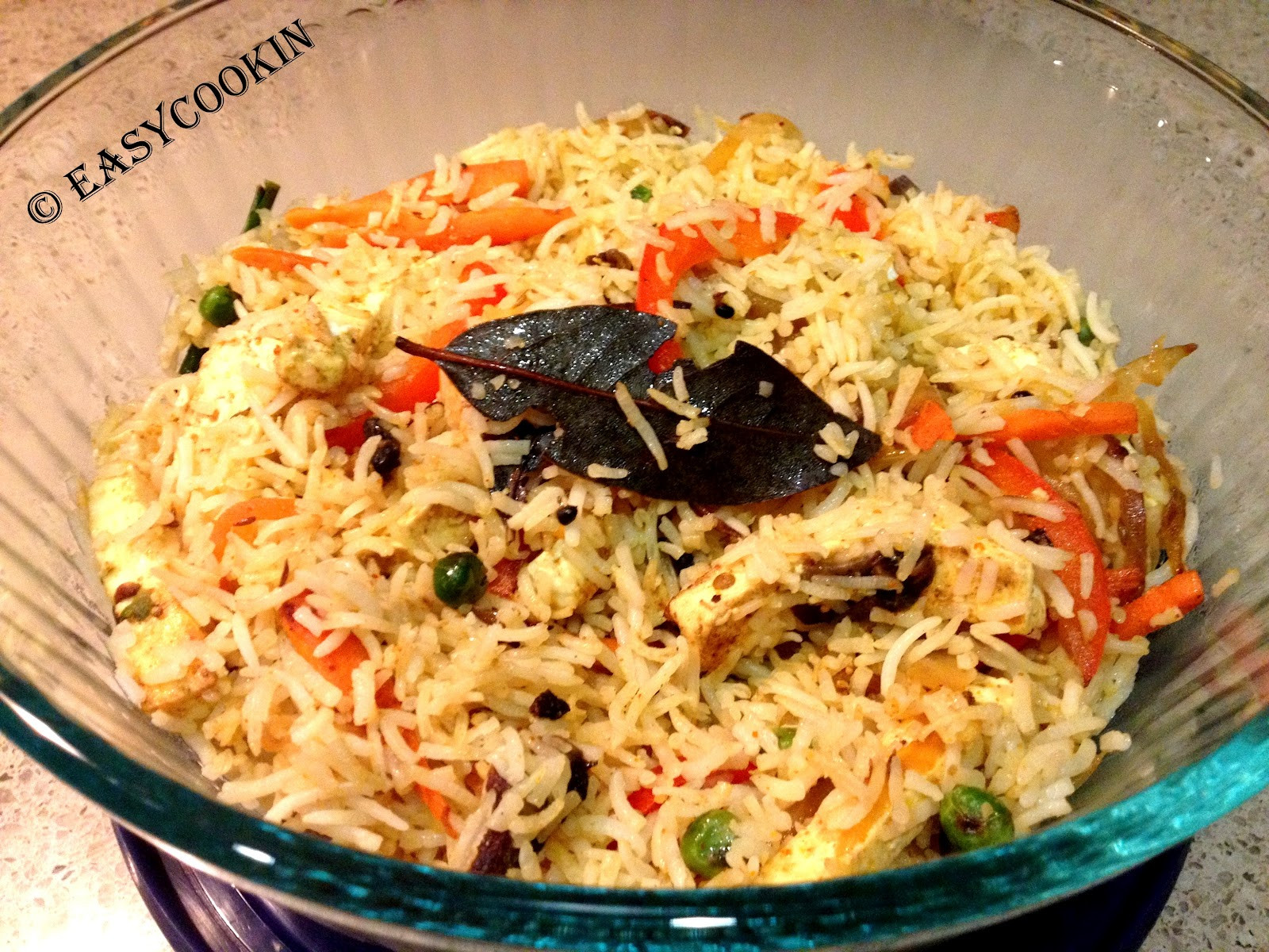 Fried Rice Recipe Indian  Indian Ve able Fried Rice Simple and Easy Recipe