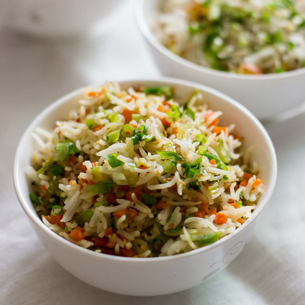 Fried Rice Recipe Indian  ve able fried rice recipe Easy veg fried rice indian
