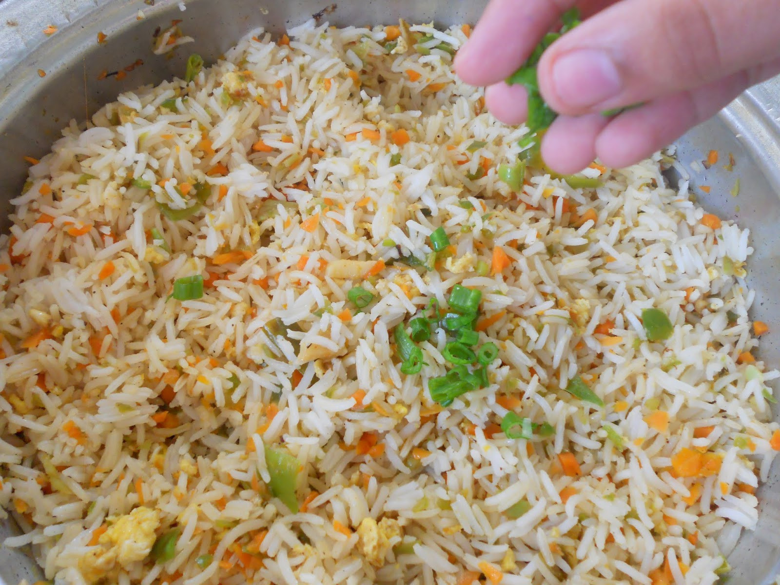 Fried Rice Recipe Indian  Easy Fried Rice ep by step