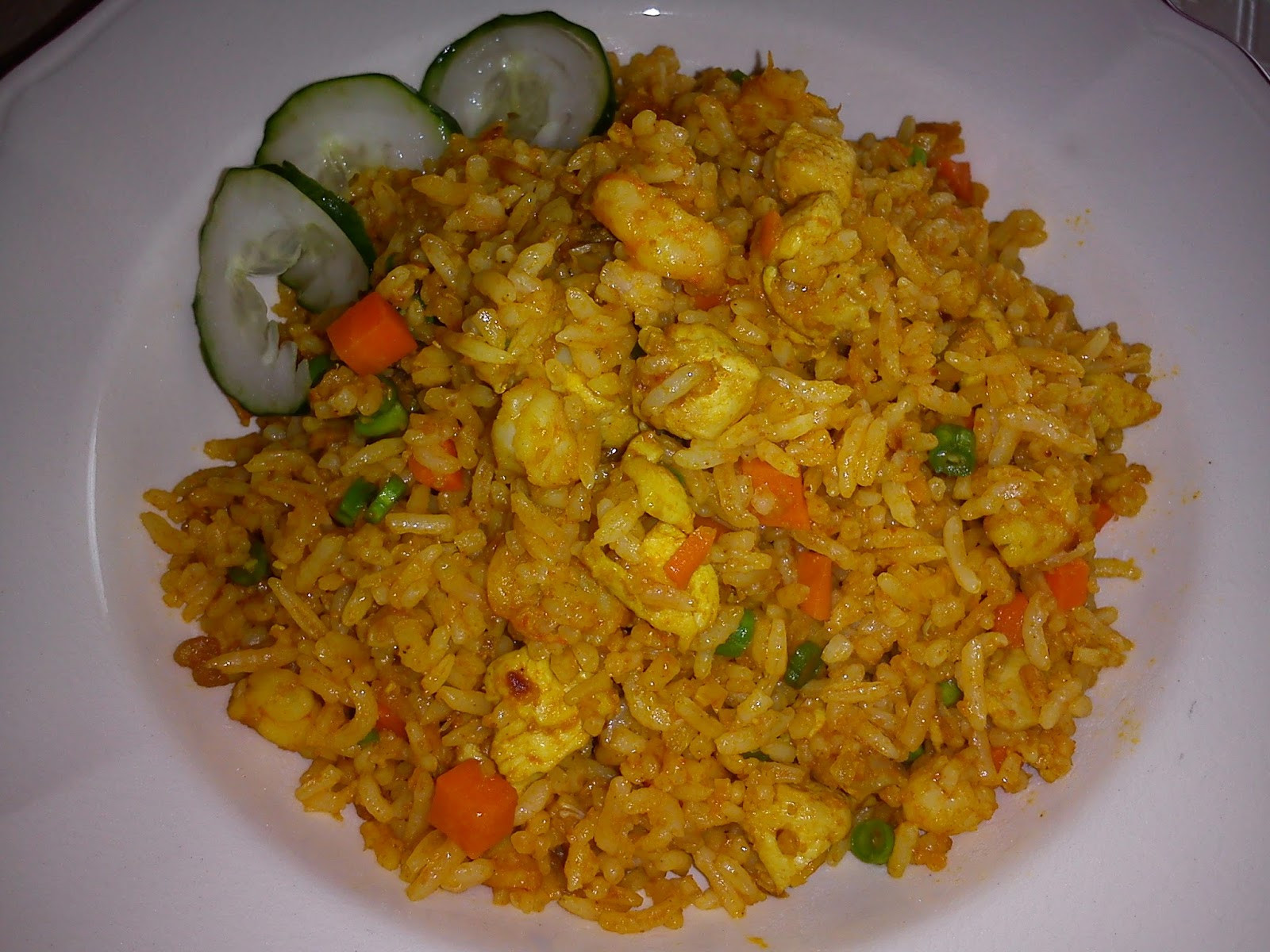 Fried Rice Recipe Indian  Cooking Pleasure INDIAN FRIED RICE