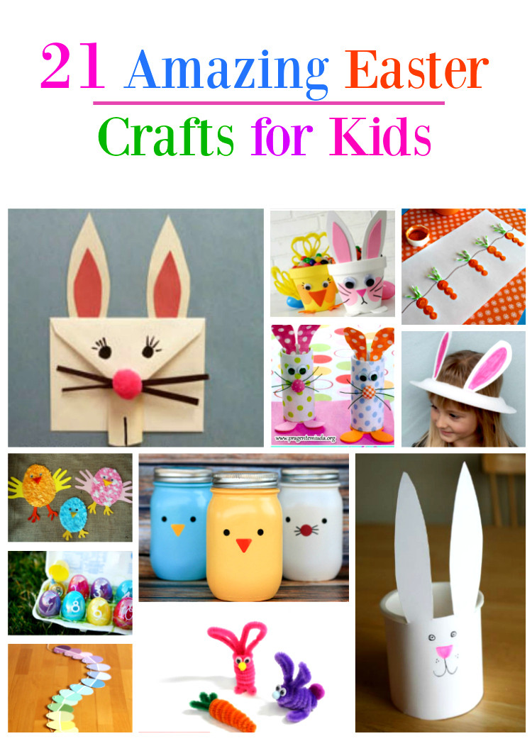 Fun Crafts For Preschoolers  21 Amazing Easter Egg Crafts for Kids They Will Love