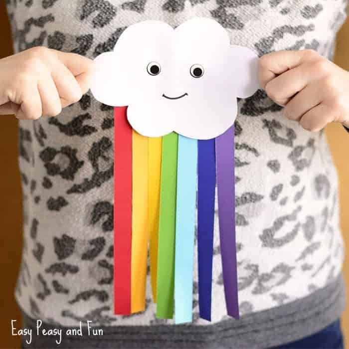 Fun Crafts For Preschoolers  Spring Crafts for Kids Toddlers and Preschoolers
