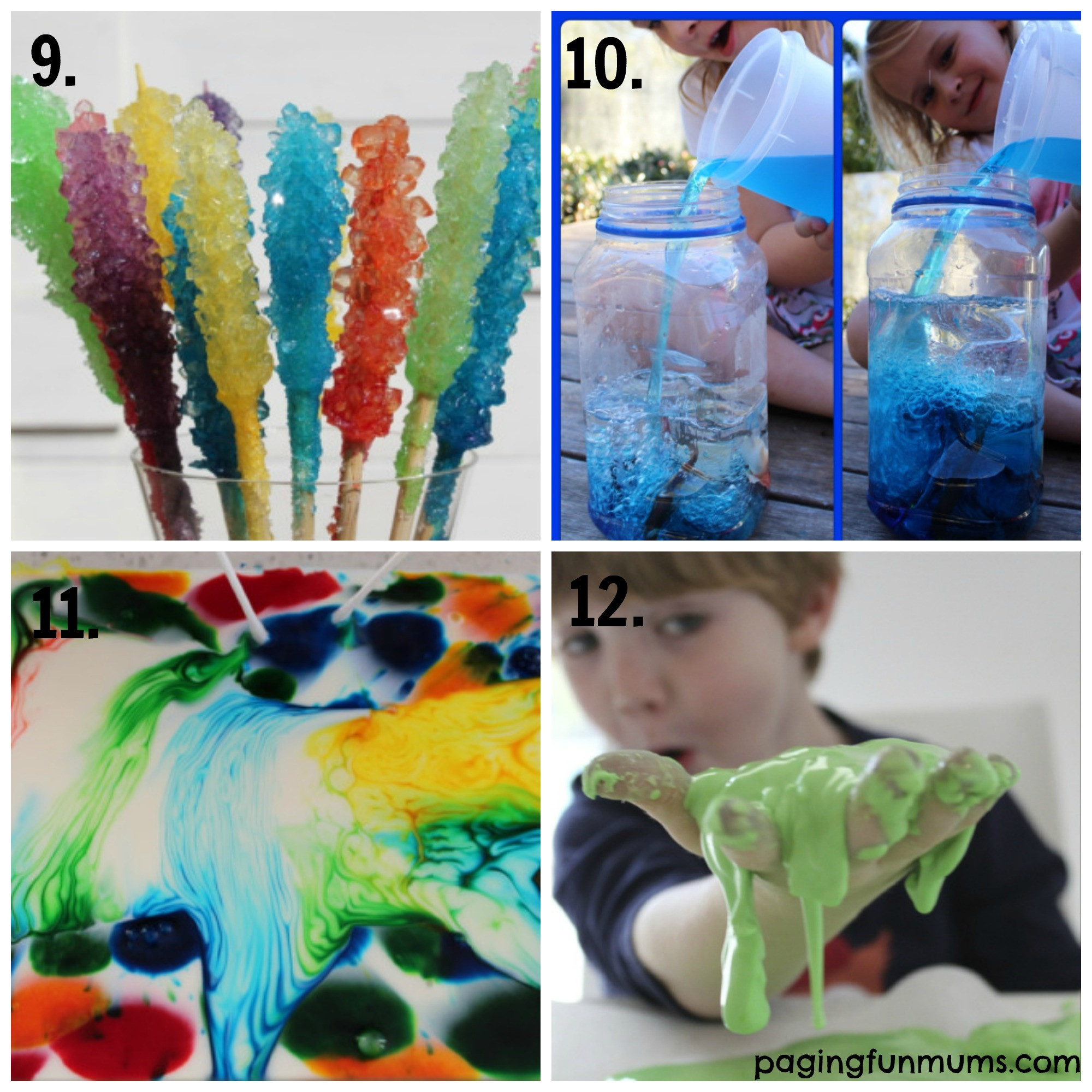 Fun Kids Projects  Fun Science Activities for Kids Paging Fun Mums