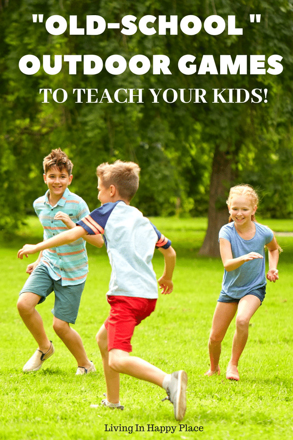 Fun Outdoor Games For Kids  Outdoor games for kids 15 outside games straight from your
