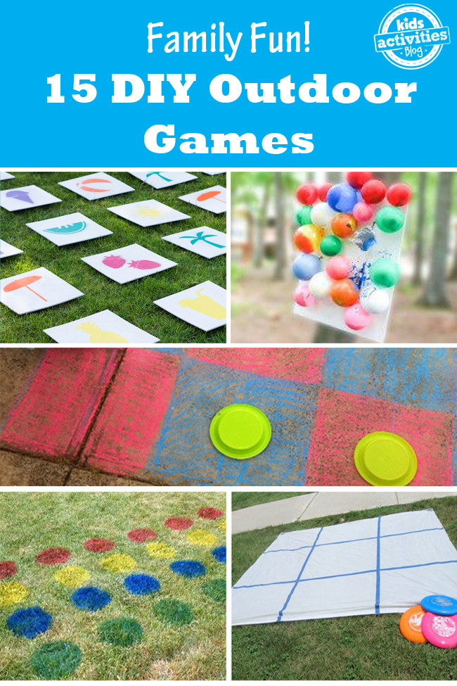 Fun Outdoor Games For Kids  15 Outdoor Games that are Fun for the Whole Family