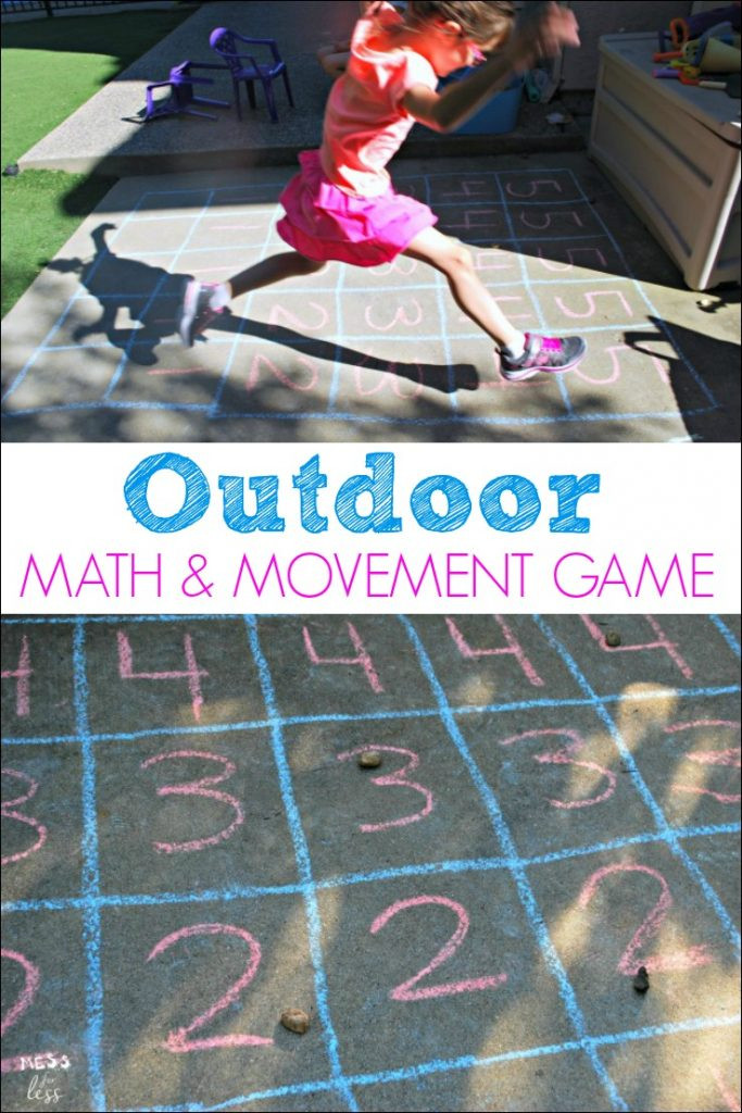 Fun Outdoor Games For Kids  Outdoor Fun 5 Games to Play With a Broom Mess for Less