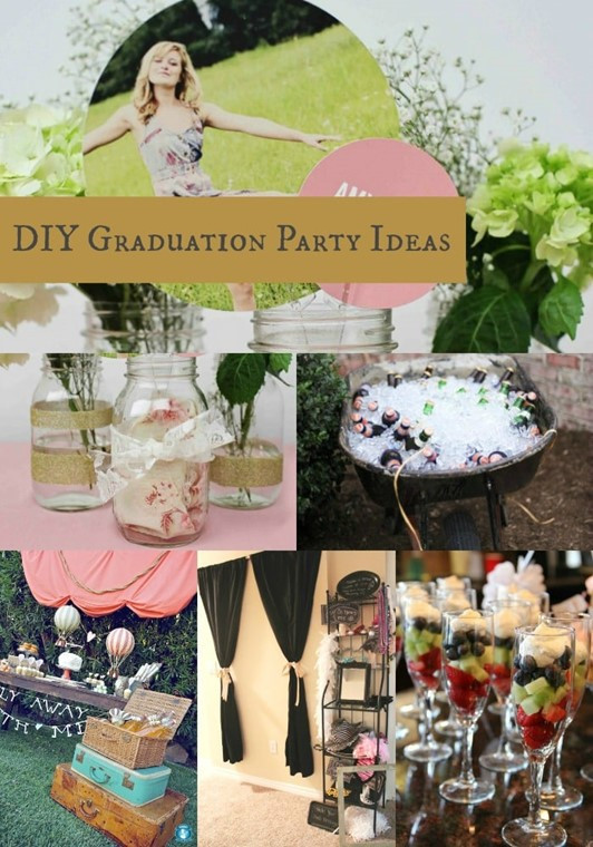 Fun Outdoor Graduation Party Ideas  Crafts & Celebrations Articles MomAdvice