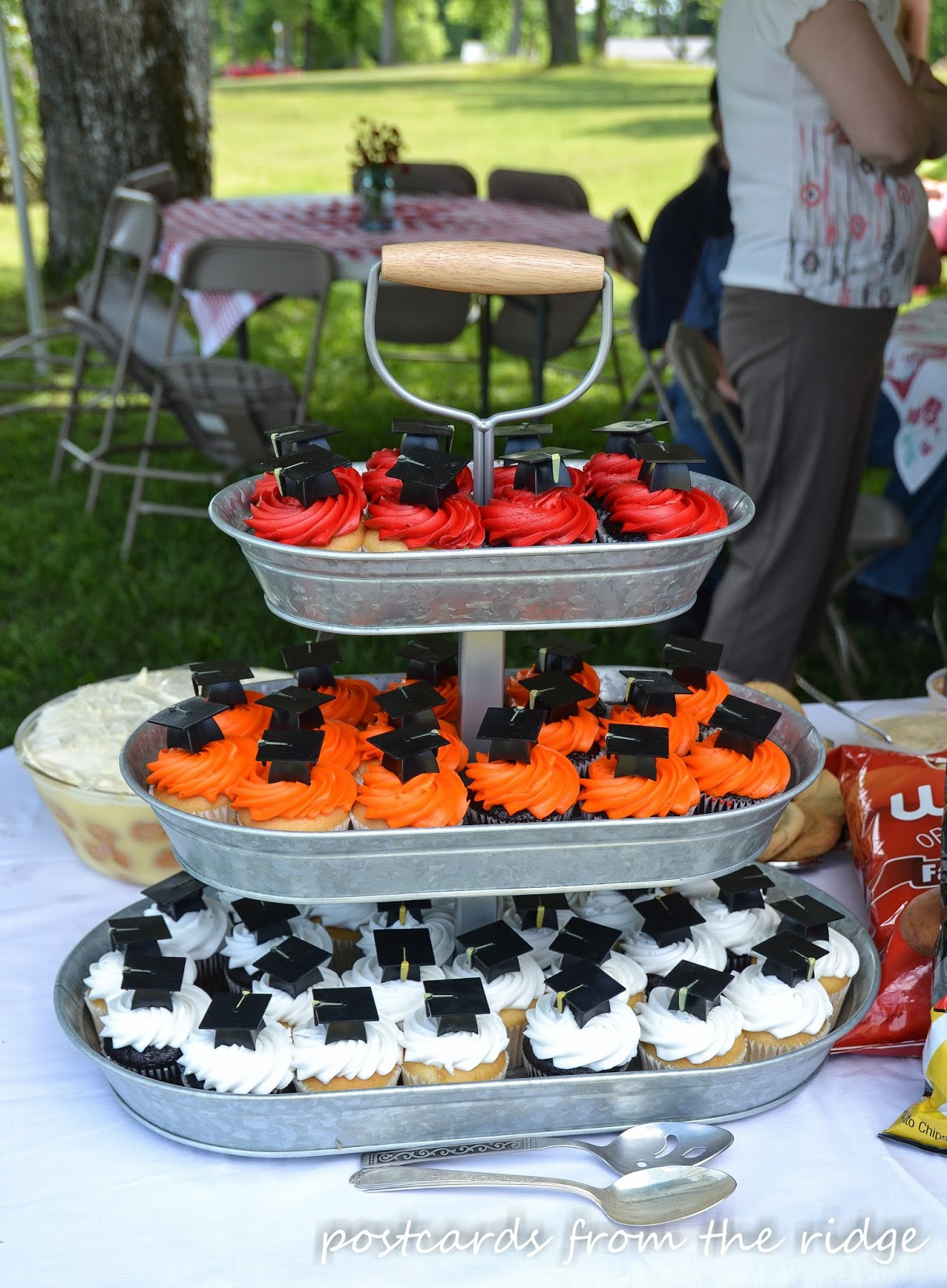 Fun Outdoor Graduation Party Ideas  How to Create a Super Fun Booth Plus More Party
