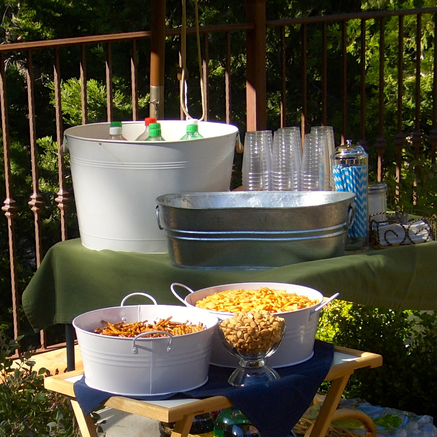 Fun Outdoor Graduation Party Ideas  HOW TO THROW A GREAT GRADUATION PARTY