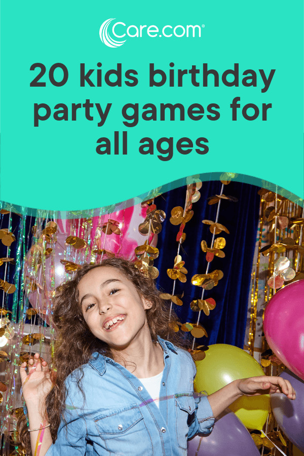 Games For Kids Bday Party  20 Best Birthday Party Games For Kids All Ages Care