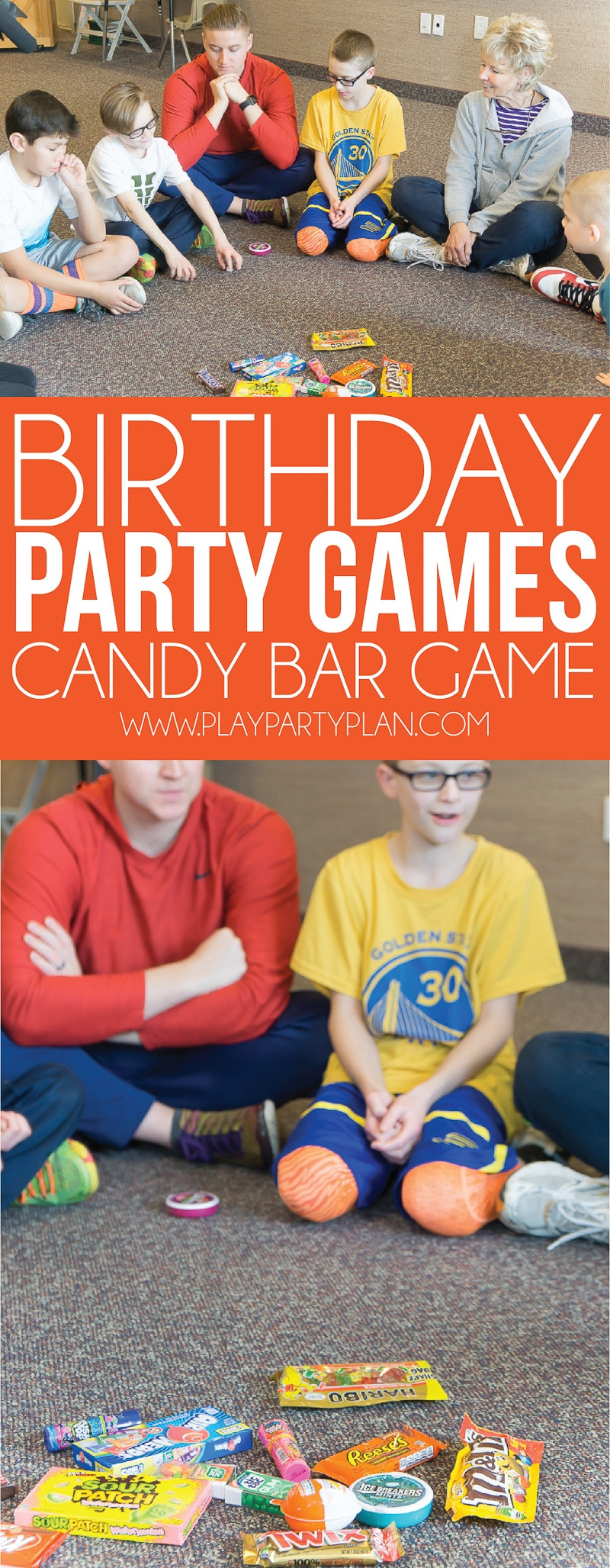 Games For Kids Bday Party  Hilarious Birthday Party Games for Kids & Adults Play