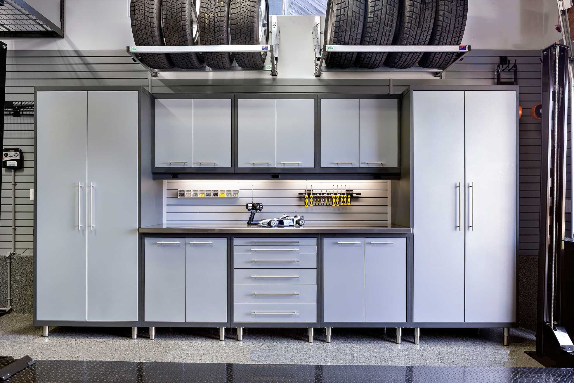 Garage Organization Systems  4 Storage Options That Will Maximize Your Garage Space