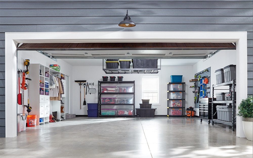 Garage Organization Systems  How Valuable Is A Home s Garage