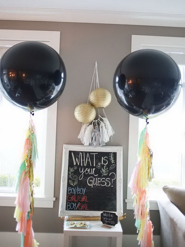 Gender Release Party Ideas  25 Creative Gender Reveal Party Ideas 2017