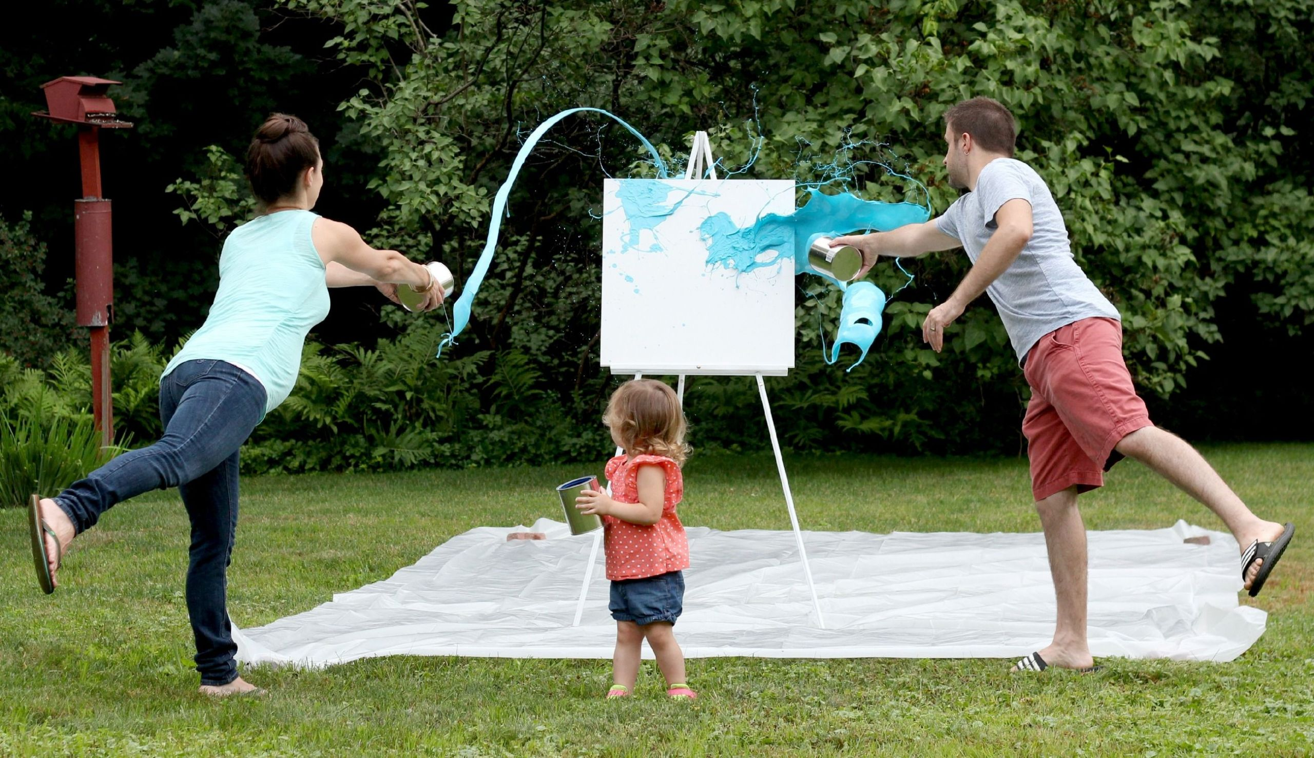 Gender Release Party Ideas  10 Creative Gender Reveal Ideas