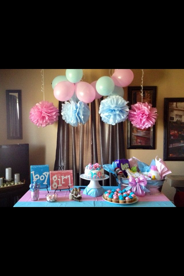 Gender Reveal Party Ideas Party City  31 best images about Gender Reveal Party Ideas on