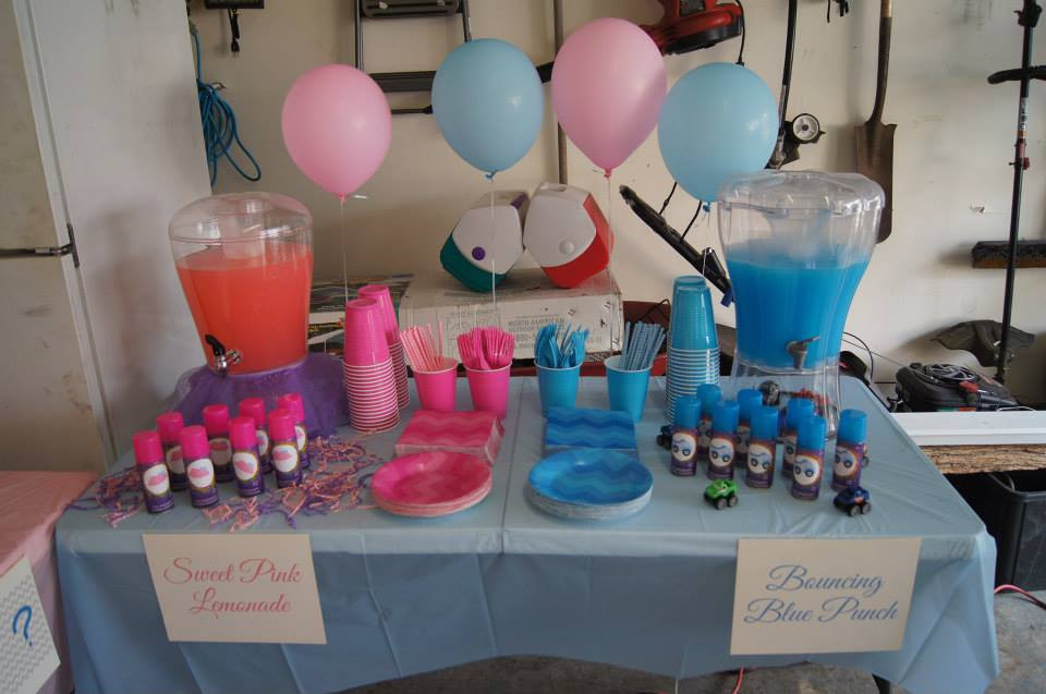 Gender Reveal Party Ideas Party City  Gender Reveal Party