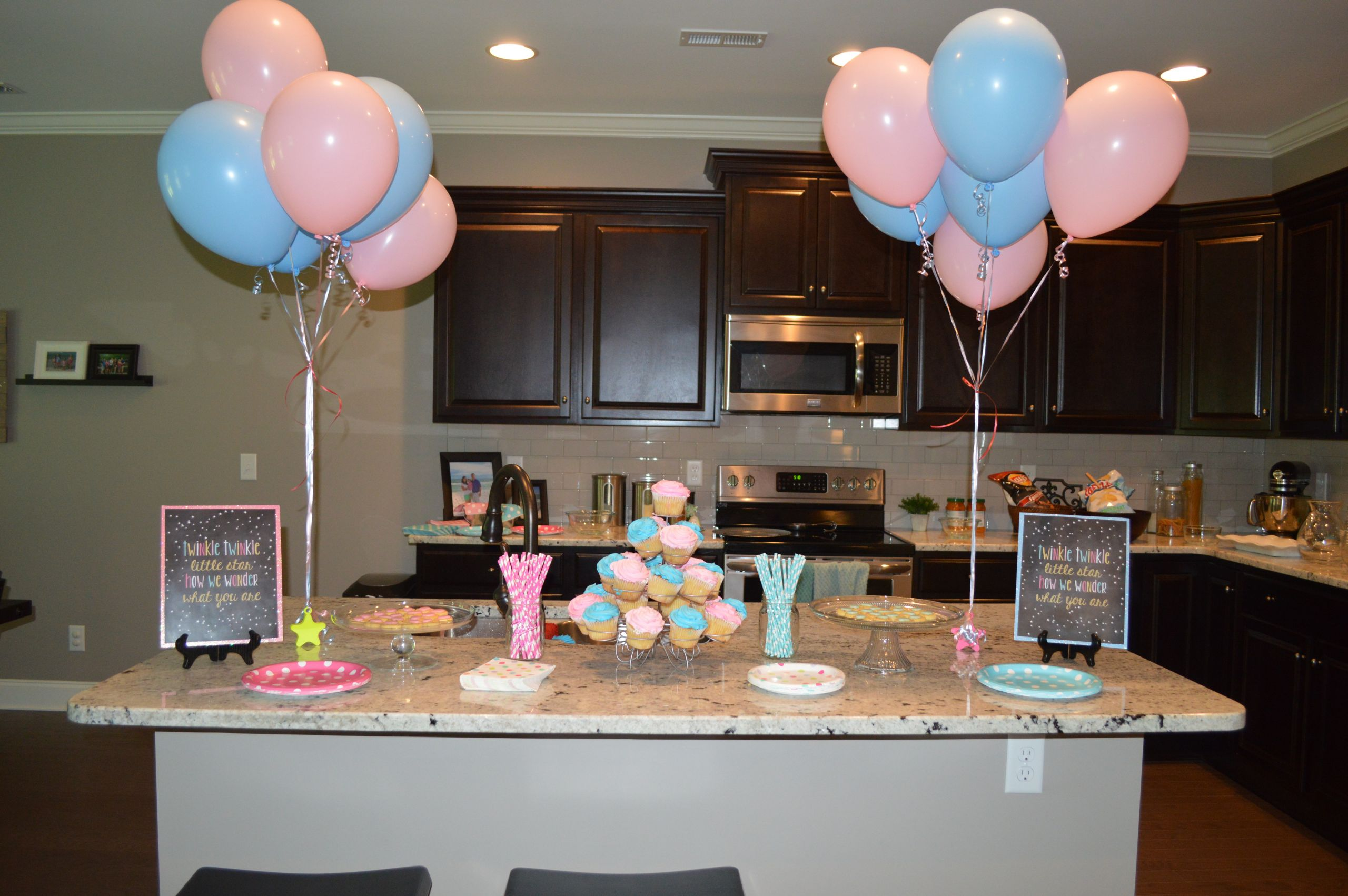 Gender Reveal Party Ideas Party City  Gender Reveal Party Baby 2