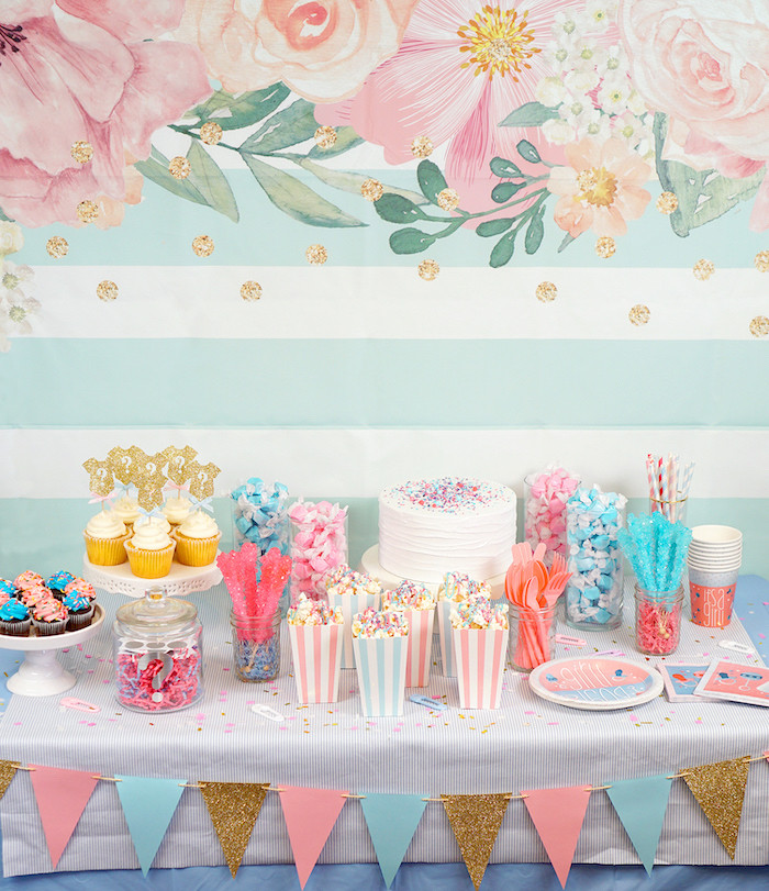 Gender Reveal Party Theme Ideas  Gender reveal ideas for the most important party in your
