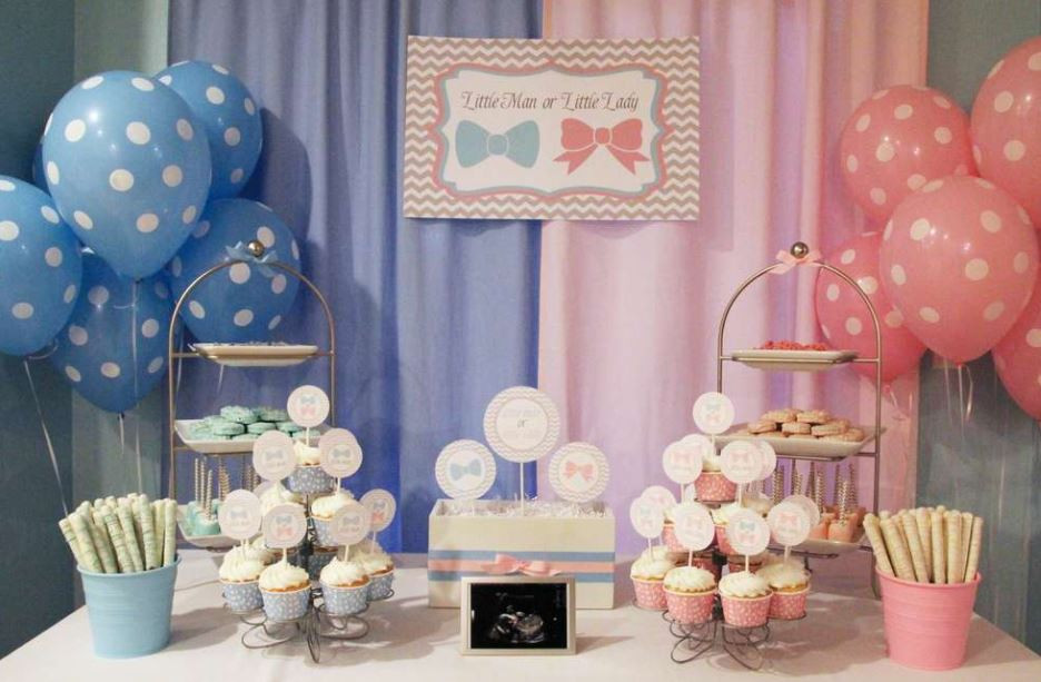 Gender Reveal Party Theme Ideas  12 Gender Reveal Party Food Ideas Will Make It More Festive