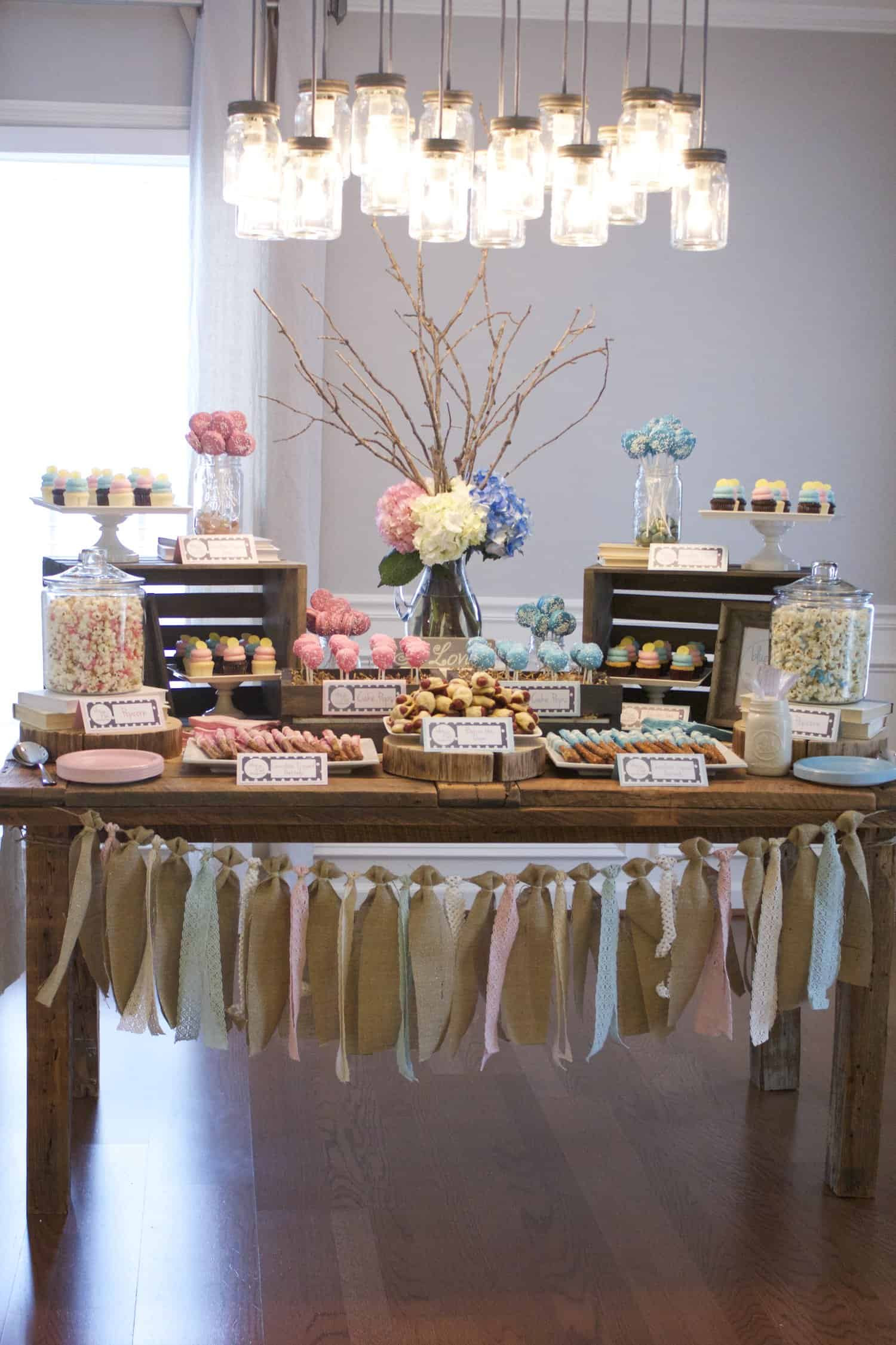 Gender Reveal Party Theme Ideas  17 Tips To Throw An Unfor table Gender Reveal Party
