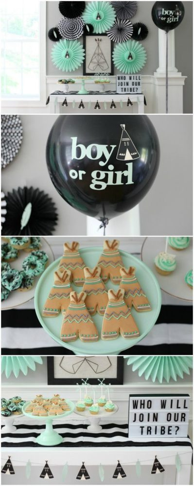 Gender Reveal Party Theme Ideas  27 Creative Gender Reveal Party Ideas Pretty My Party