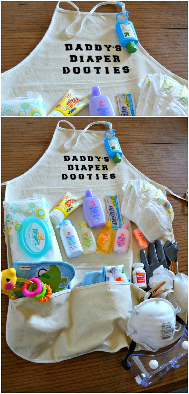 Gift Ideas For Dad From Baby Girl  Daddy s Diaper Dooties