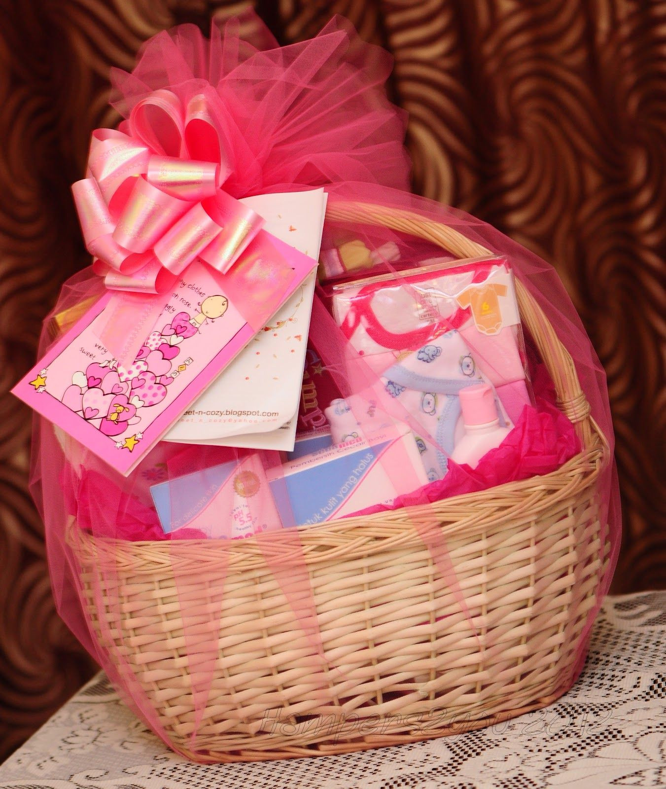 Gift Ideas For Dad From Baby Girl  Baby Gift Baskets