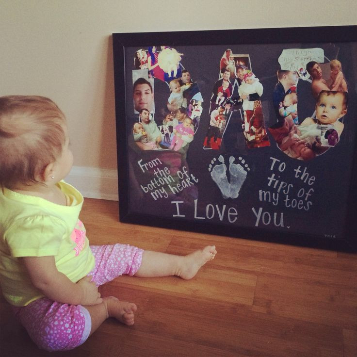 Gift Ideas For Dad From Baby Girl  Valentines day t from daughter to daddy Daddy will