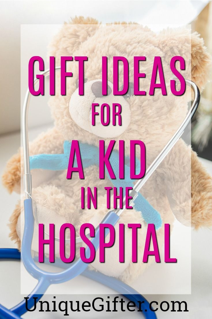 Gift Ideas For Kids With Cancer  children Hospital Gifts 20 Gift Ideas for a Kid in the