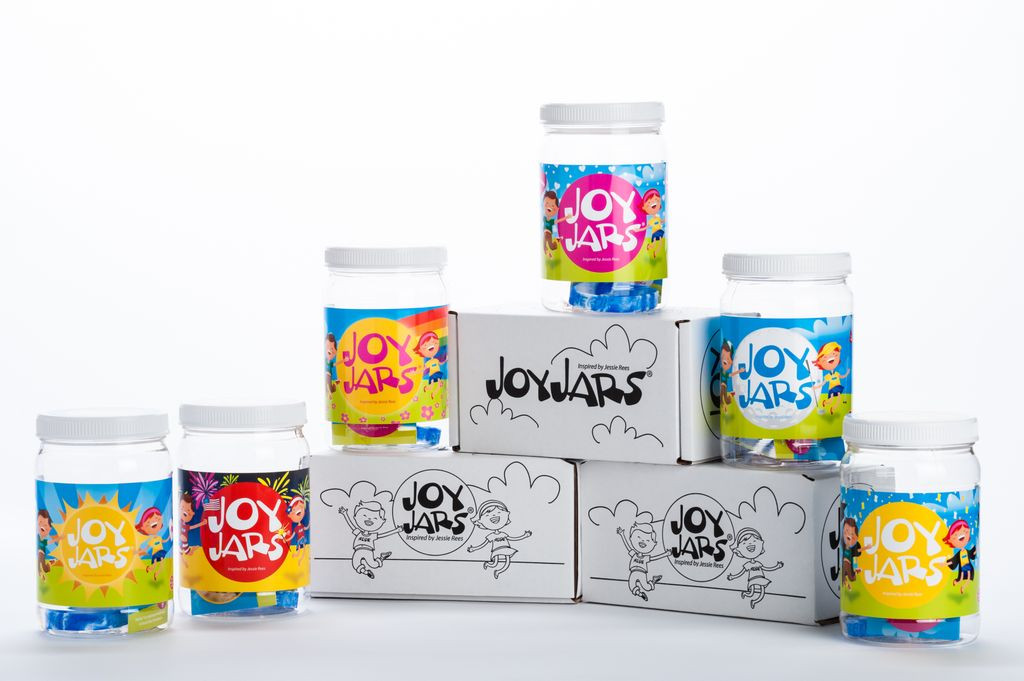 Gift Ideas For Kids With Cancer  Get Well Gift Ideas JoyJars for Encouragement Jessie