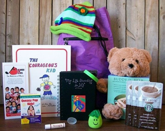 Gift Ideas For Kids With Cancer  Children