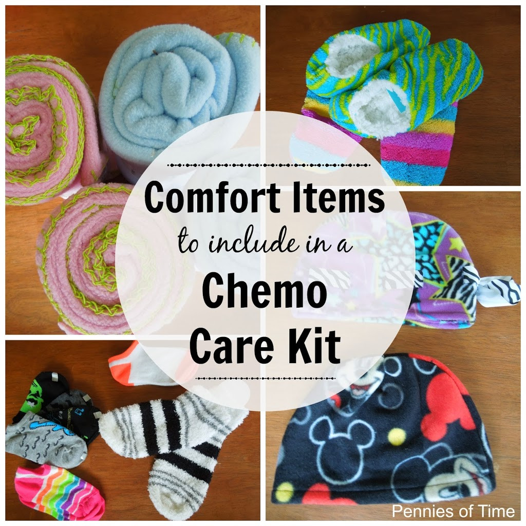 Gift Ideas For Kids With Cancer  Service Project for Kids fort Items to Give to Cancer