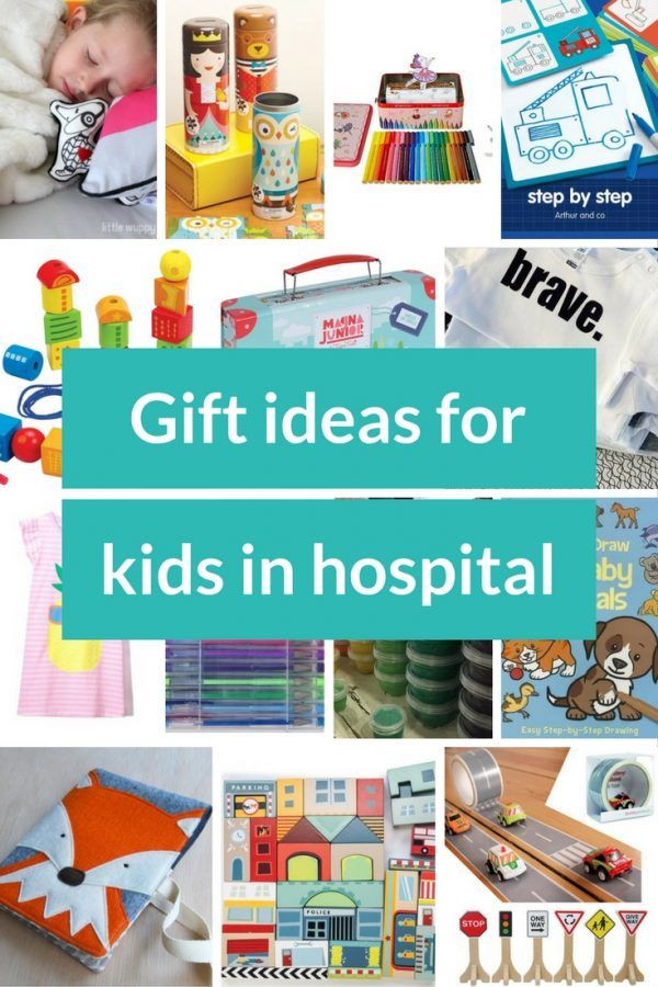 Gift Ideas For Kids With Cancer  Gift ideas for kids in hospital guest post on Cocooned