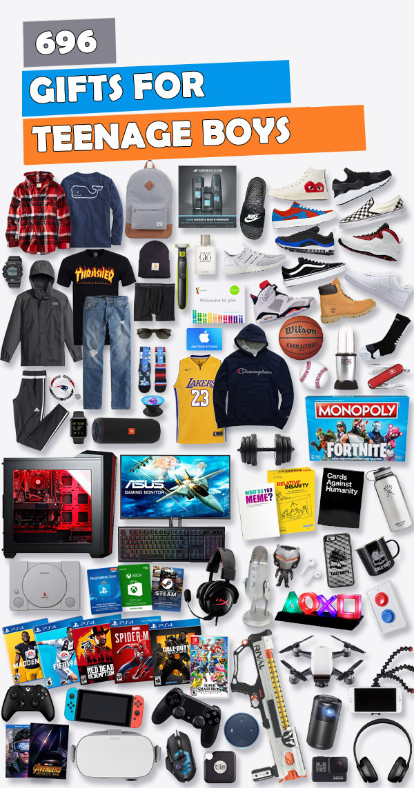 Gift Ideas Teen Boys  Best Christmas Gifts For Teen Boys Gifts for Teen Boys