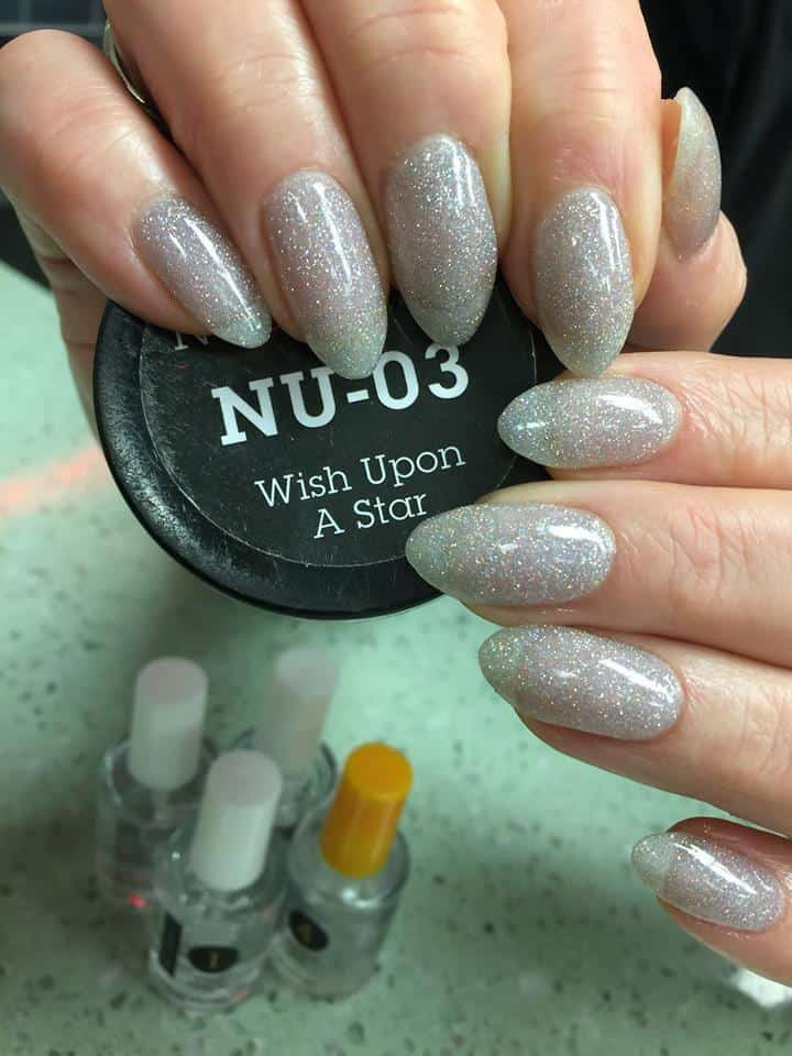 Glitter Dip Nails  Powder Dip Nails Everything You Need to Know About The Trend