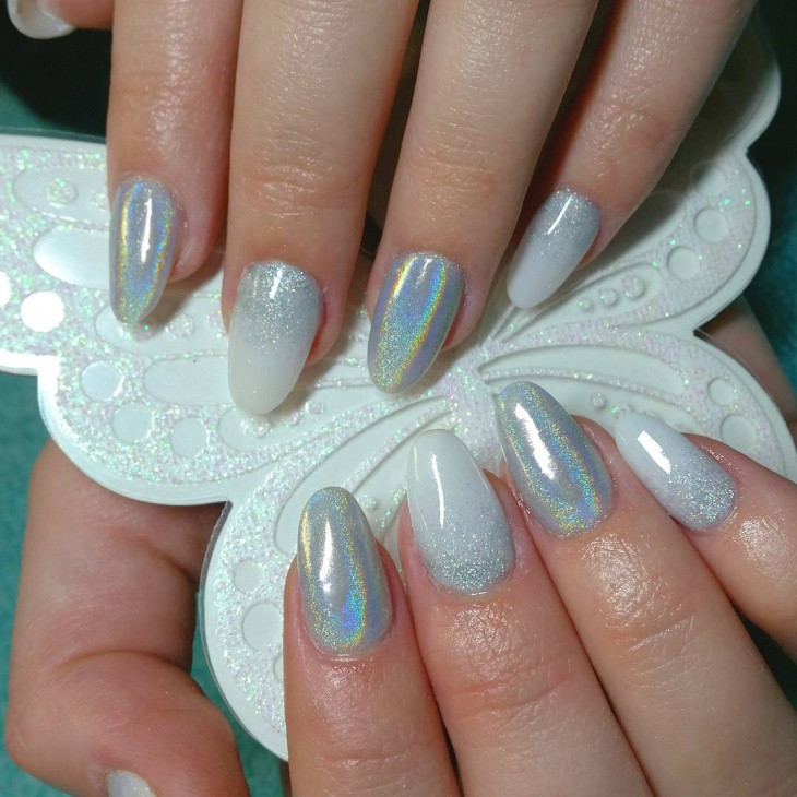Glitter Gel Nails Pictures  43 Gel Nail Designs Ideas