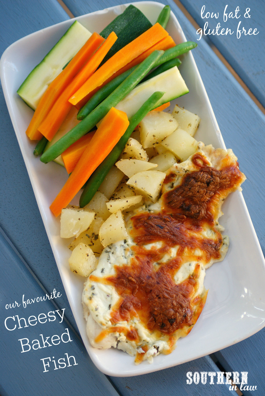 Gluten Free Fish Recipes  Southern In Law Recipe Our Favourite Cheesy Baked Fish