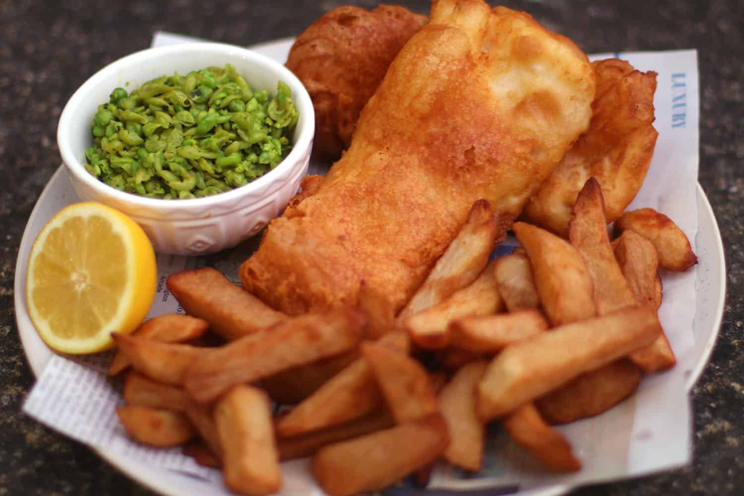 Gluten Free Fish Recipes  Gluten free beer battered fish and chips recipe dairy