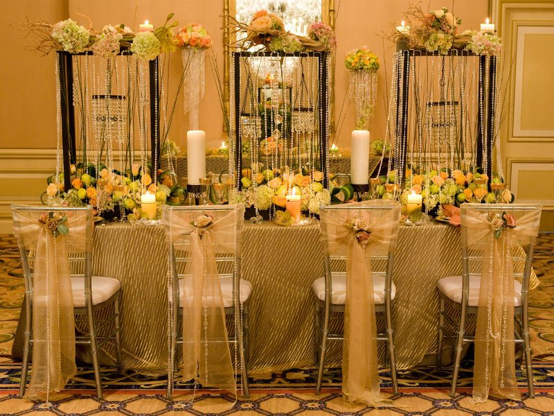 Gold Themed Wedding  Gold Wedding Colors Gold Wedding Cakes Gold Reception