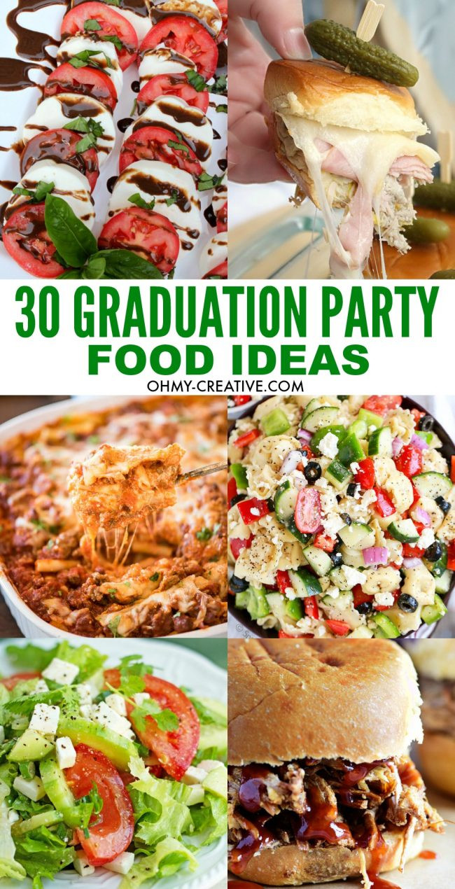 Graduation Party Appetizer Ideas  50 Graduation Caps Ideas And Quotes Oh My Creative