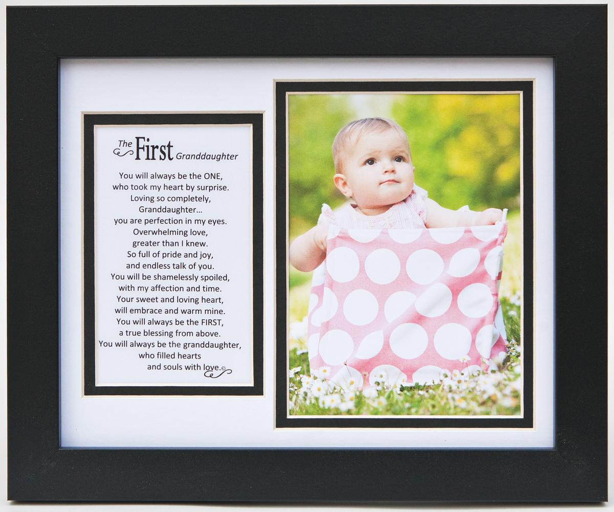 Grandpa Gift Ideas From Baby  Amazon The Grandparent Gift Frame Wall Decor First