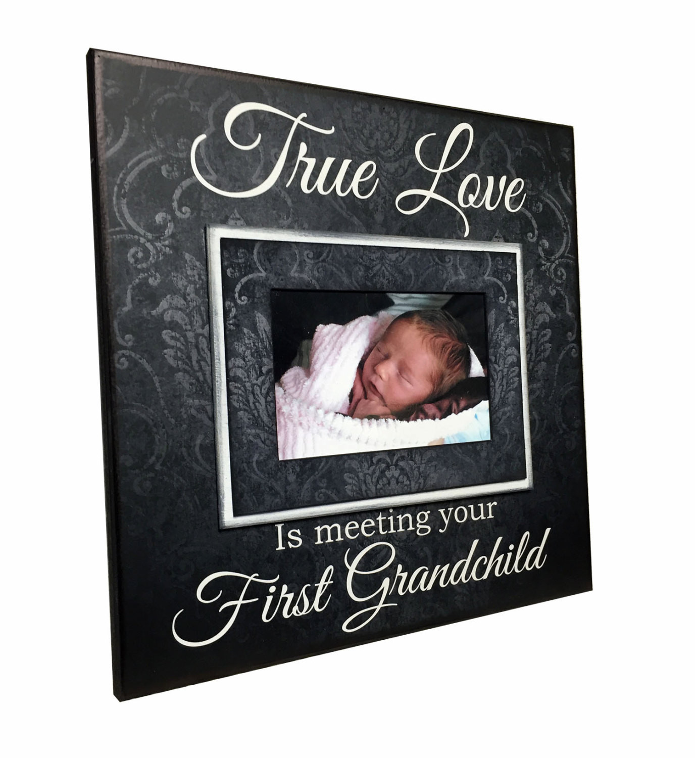 Grandpa Gift Ideas From Baby  New Grandparent Gift Picture Frame For Grandmother
