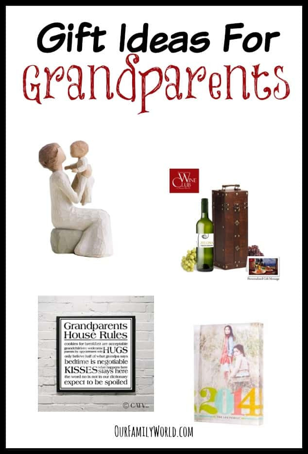 Grandpa Gift Ideas From Baby  Gorgeous Gifts Your Grandparents will Love