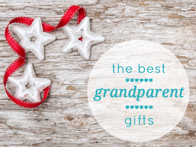 Grandpa Gift Ideas From Baby  7 Great New Grandparent Gift Ideas
