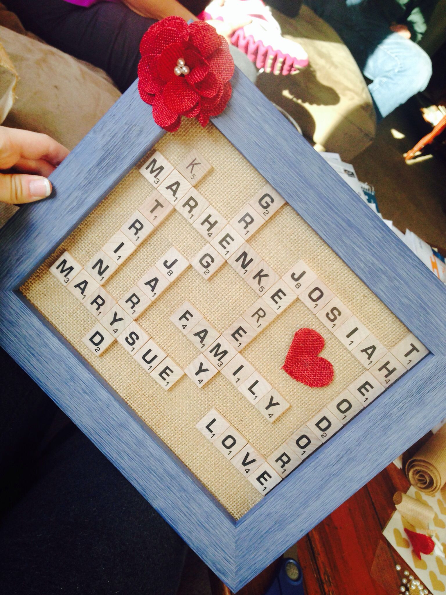 Great Gift Ideas For Boyfriend  Gift to grandparents Put the grand children and great