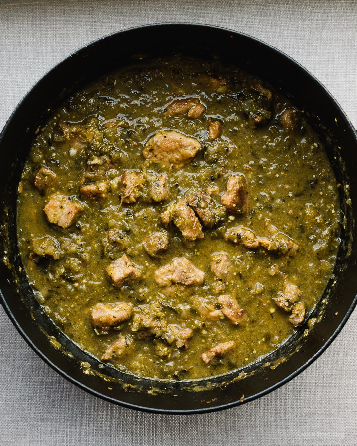 Green Chili Pork  This Easy Slow Cooker New Mexico & Colorado Hatch Chile