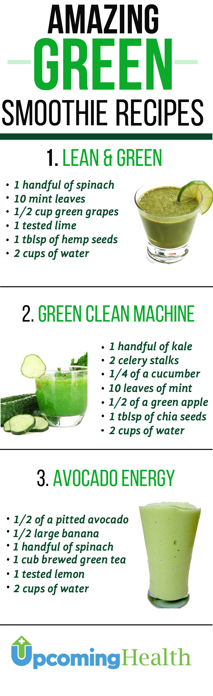 Green Tea Smoothies For Weight Loss  Green Smoothies Will Revolutionize Your Health