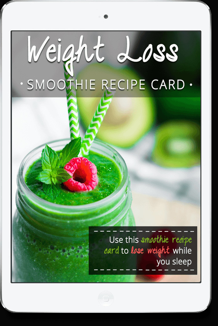 Green Tea Smoothies For Weight Loss  Green Tea Smoothie Recipe Weight Loss – THE WORLD