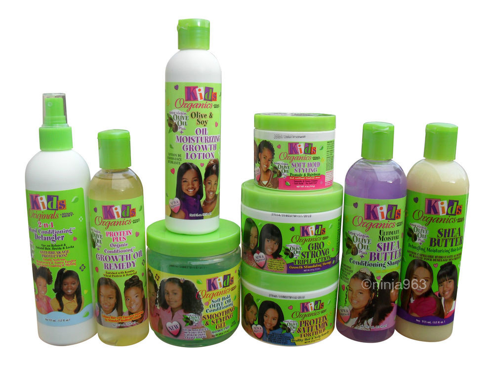 Hair Care For Kids  KIDS ORGANICS AFRICA S BEST AFRO HAIR CARE PRODUCTS